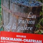 Jean-Marie Conraud - Les Raisins de la galère