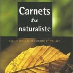 Jean-Claude Schuler - Carnets d'un naturaliste