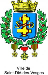 Armoiries de la Ville de Saint-Dié-des-Vosges